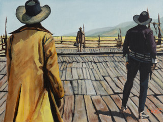 PROJECT 6 : Once Upon a Time in the West