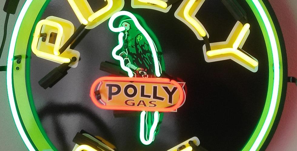 neon polly gas