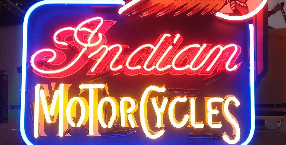 neon indian motorcycles
