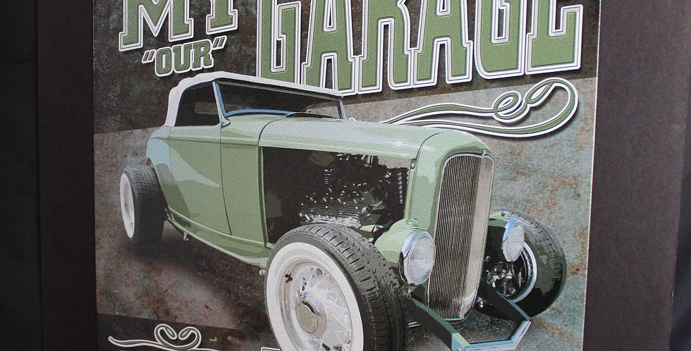 collector metal signs