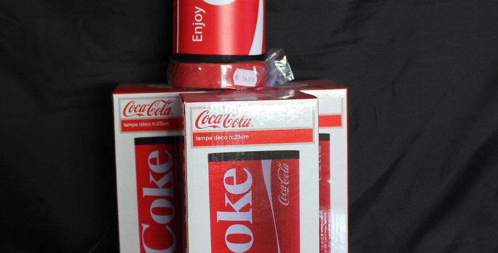 coca cola lampje