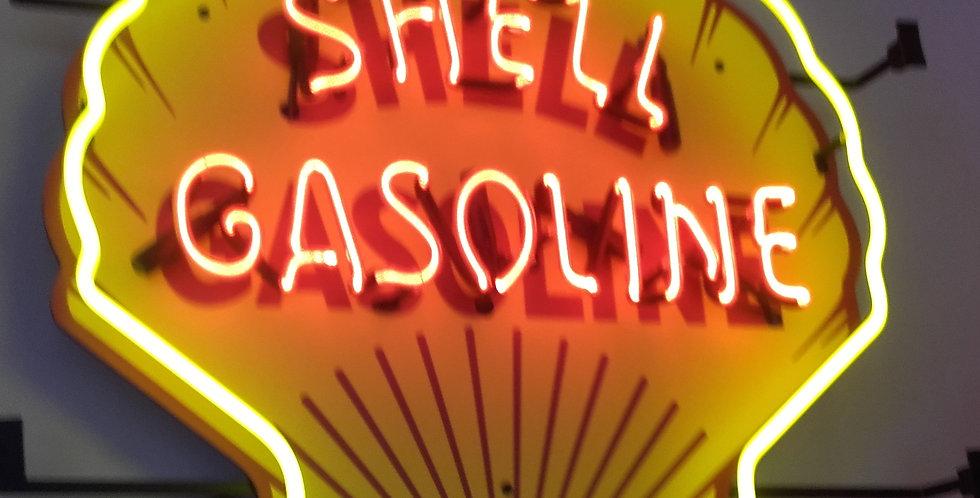 neon shell gasoline