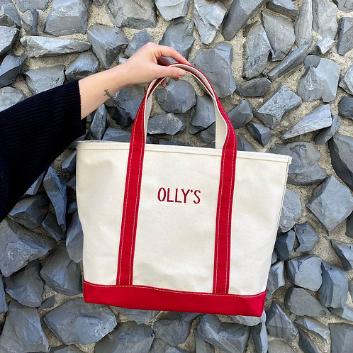 OLLY'S TOTE