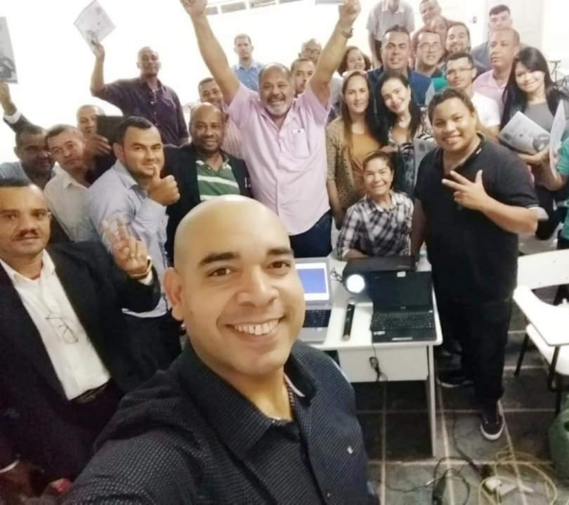 WORKSHOP DE ORATÓRIA NA BAHIA 2019