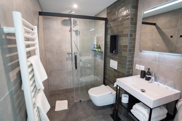Ensuite badkamer Voogd