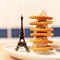 カニ味噌クリームチーズタワー
