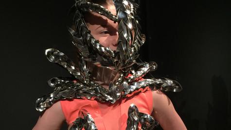 Laser Cutting & Worbla Costume