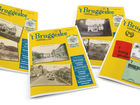 Het tijdschrift 't Bruggeske geeft Heemkring Hoghescote 'koninklijke' uitstraling