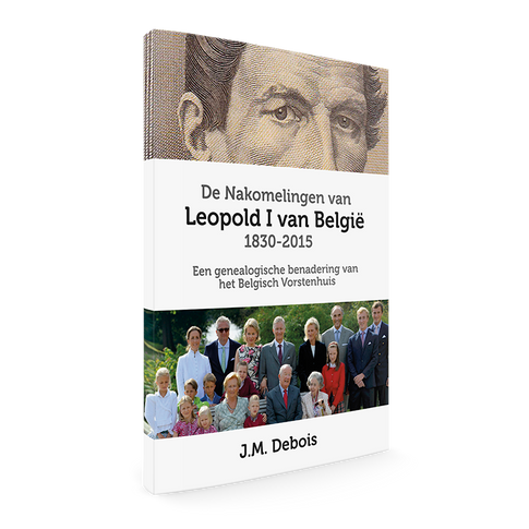 De Nakomelingen van Leopold I van België