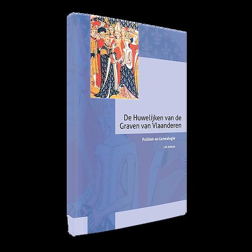 De huwelijken van de Graven van Vlaanderen - J.M. Debois