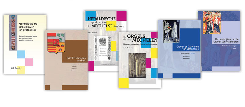 Andere uitgaven van J.M. Debois