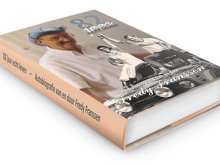 82 jaar echt leven - Autobiografie van en door Fredy Franssen
