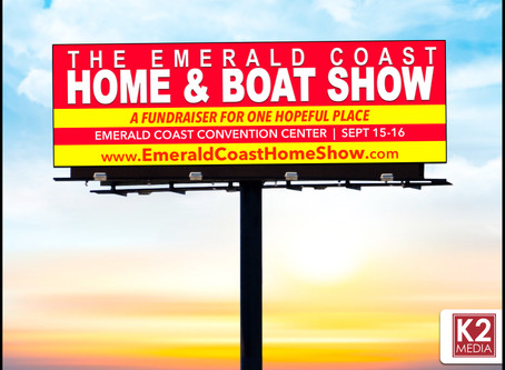 Non-profits make smart use of billboards to promote their causes in FWB-Destin area