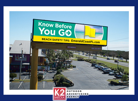Billboards teach tourists about safety, recreation on Emerald Coast