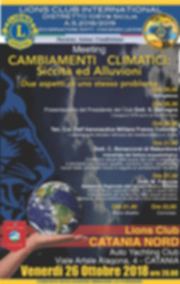 26-10-2018 locandina meeting Catania Nor