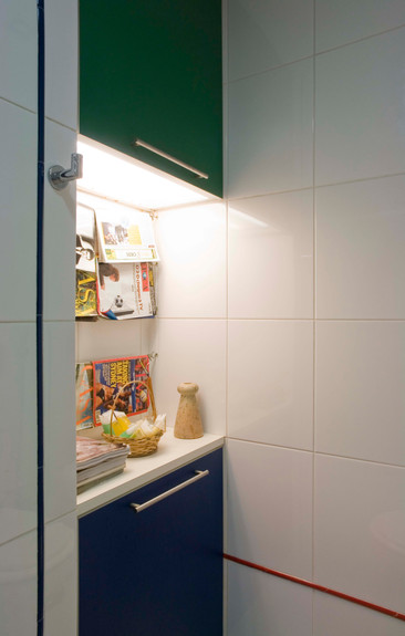 Apartamento Leme - banho social