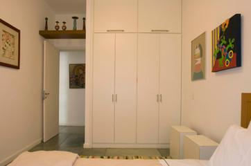 Apartamento Leme - quarto