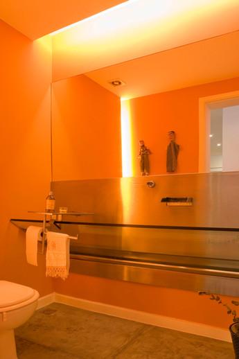 Apartamento Leme - lavabo