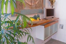 Apartamento Leme - cozinha