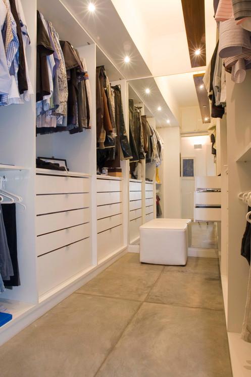Apartamento Leme - closet