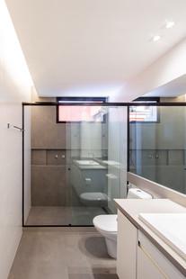 Apartamento Sta Teresa - banho