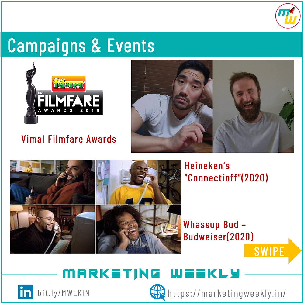 Examples of Campaigns and Events in Surrogate Marketing