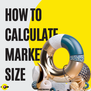 How to calculate the market size
