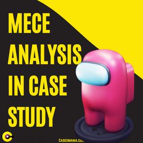 MECE Analysis in a case study