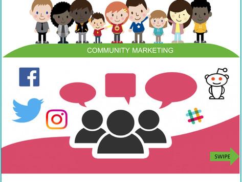 Community Marketing - A focus on customer retention