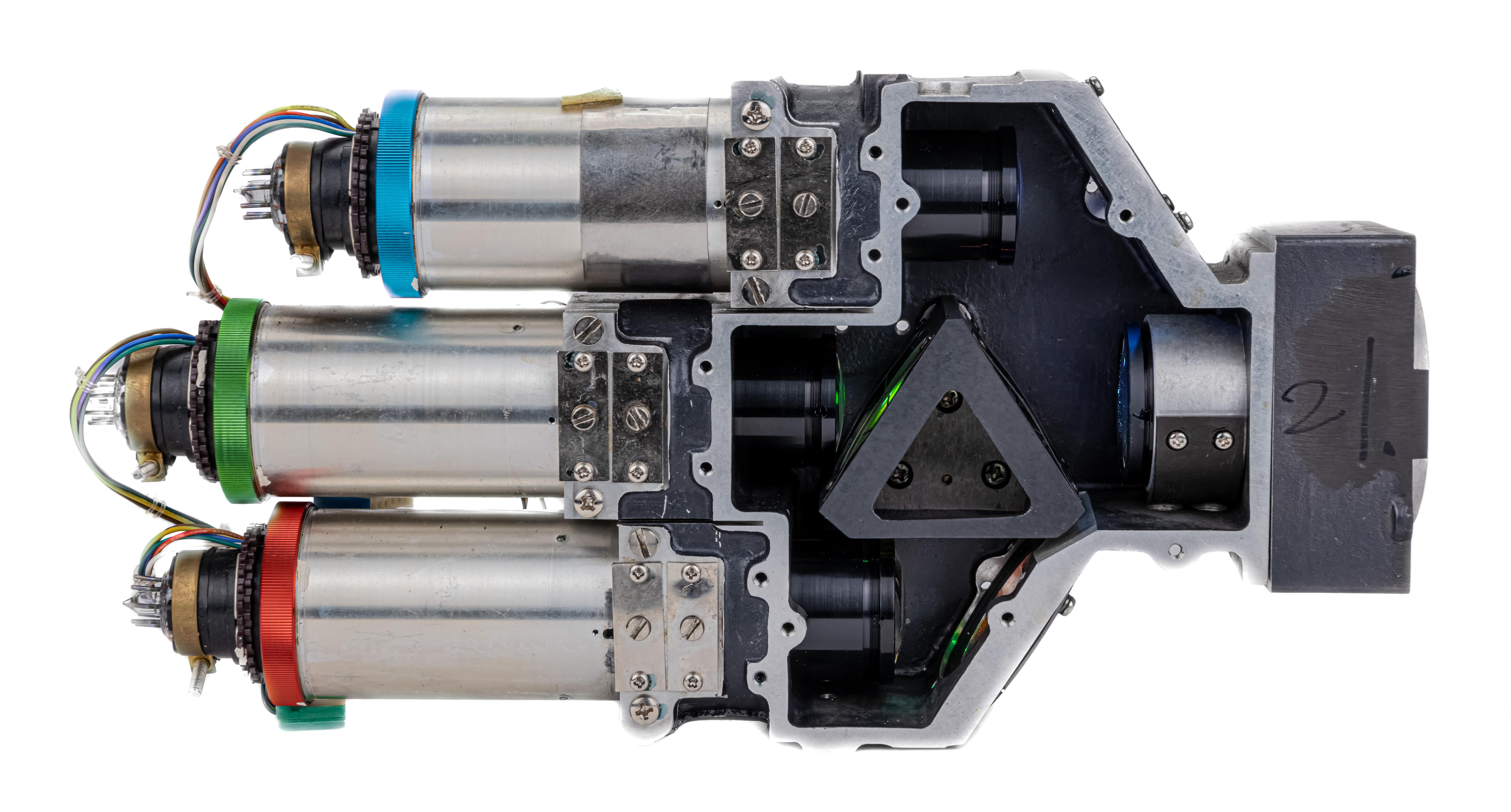 Beamsplitter JVC CY-8800
