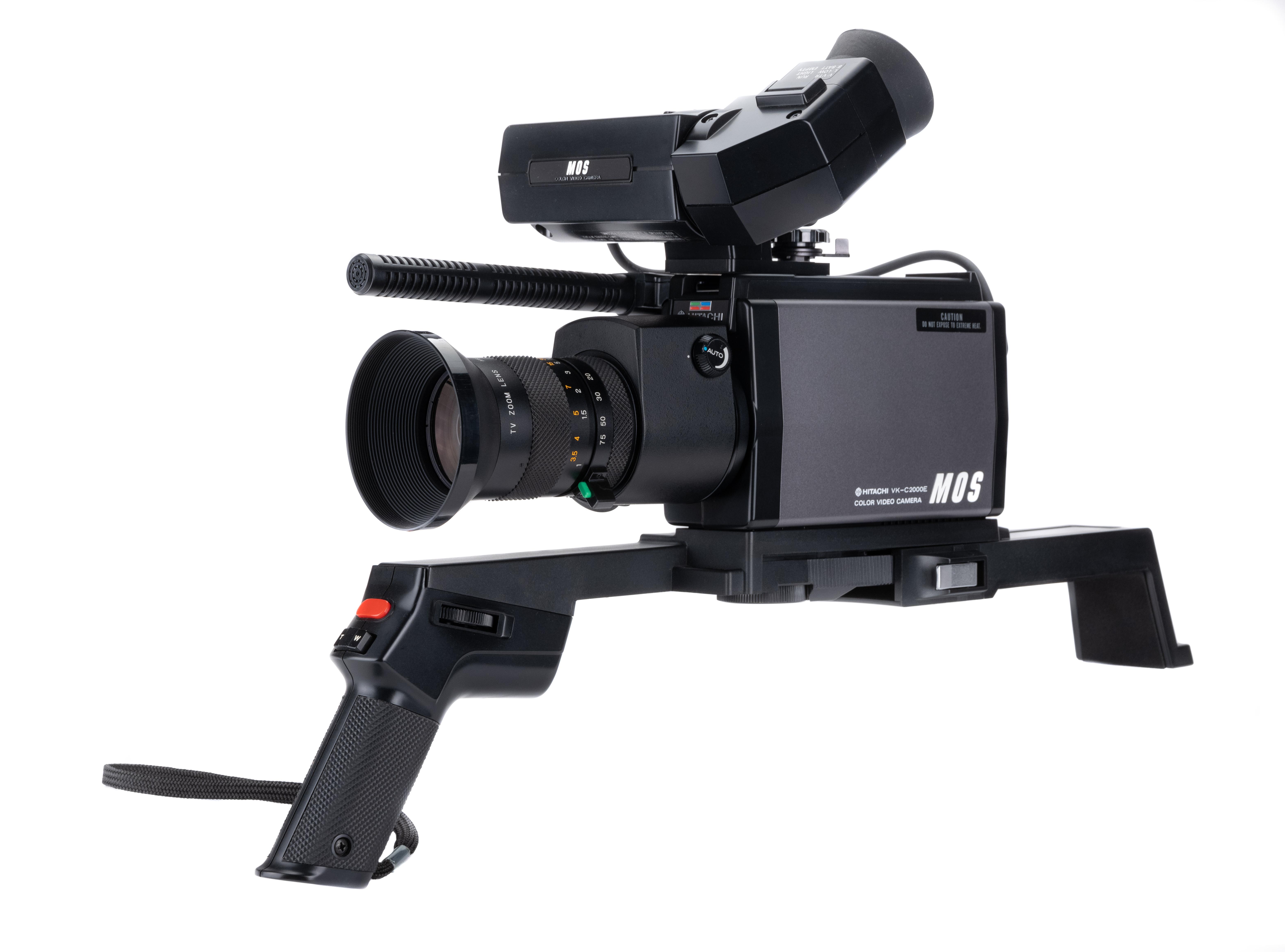Hitachi VK-C2000E - 3
