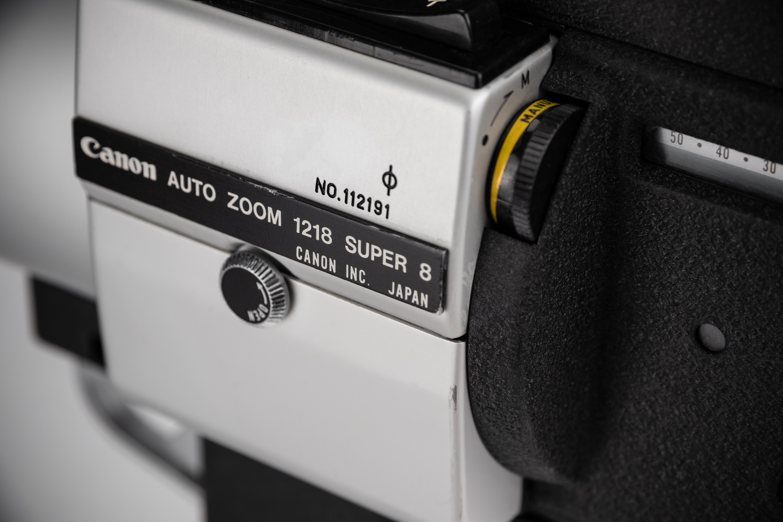 Canon Autozoom 1218-3