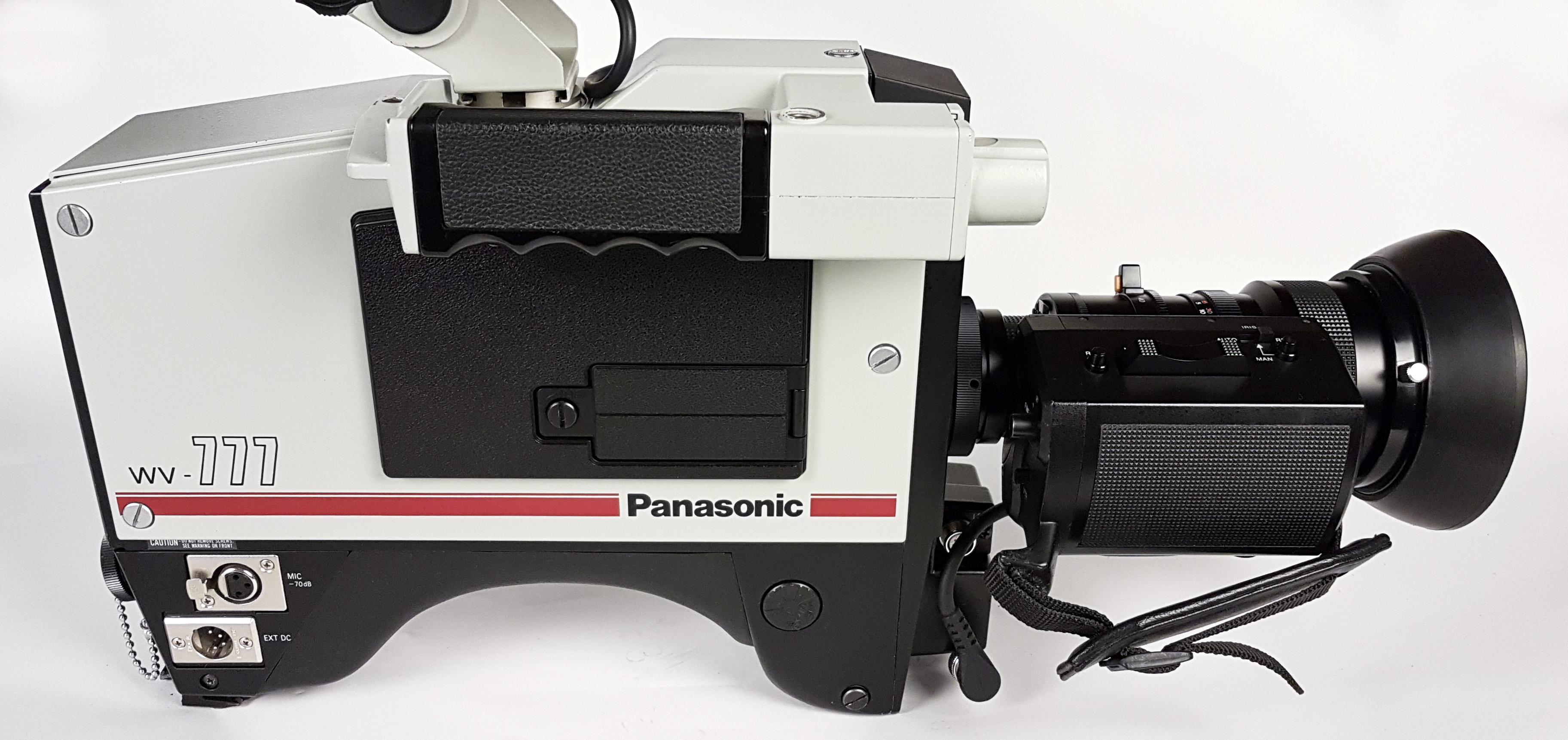 Panasonic WV-777 large viewfinder -  (4 von 6)