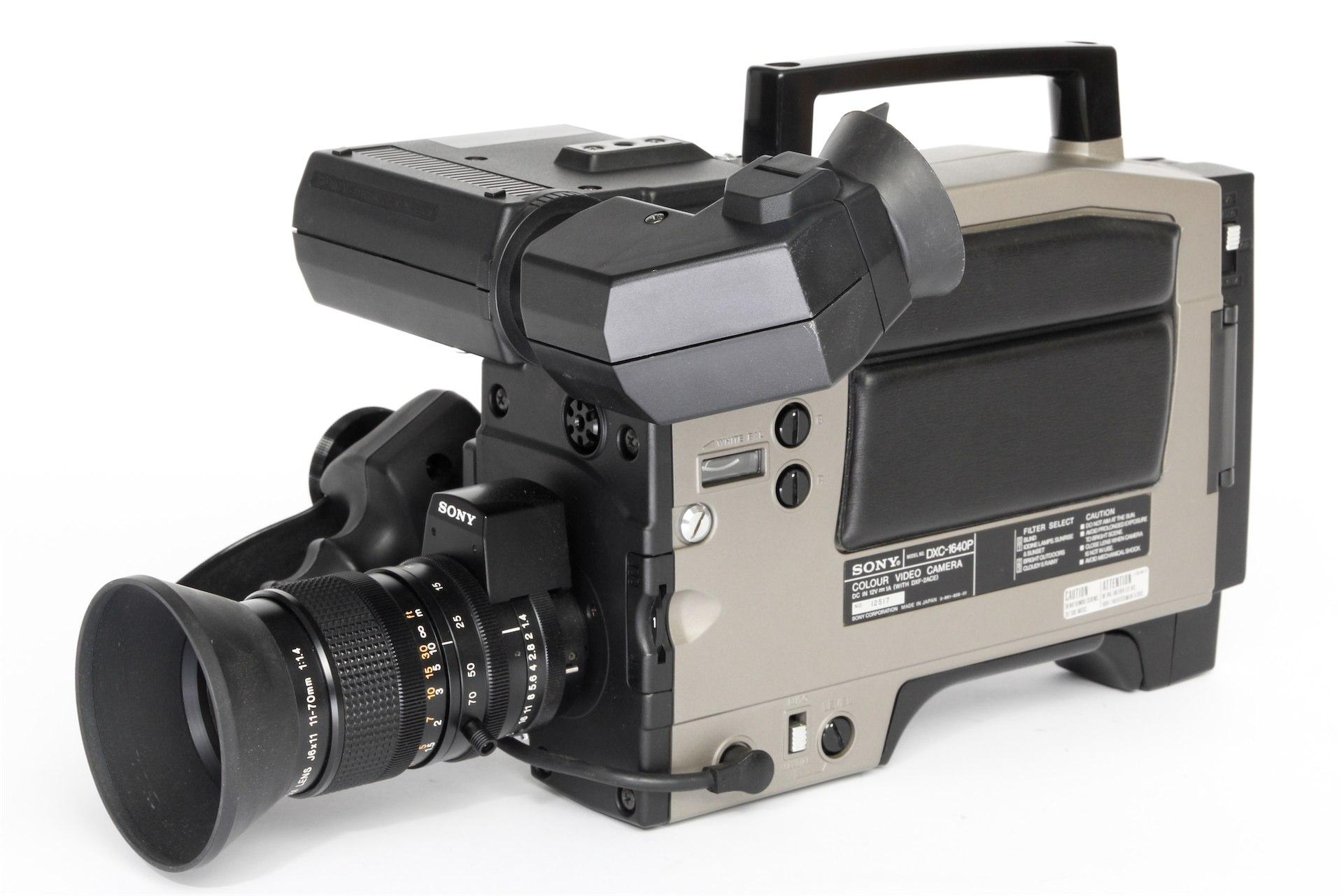 Sony DXC-1640P -  (3 von 5)