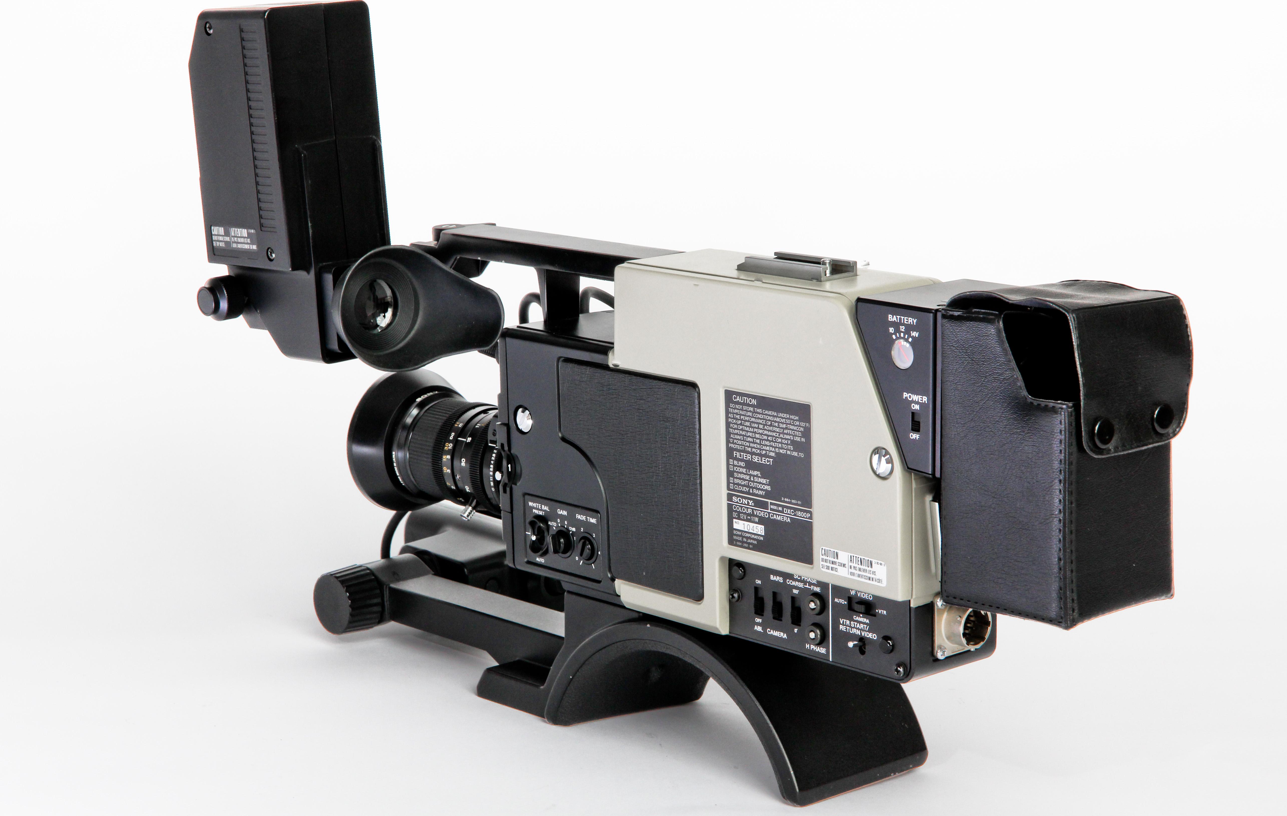 Sony DXC-1800P -  (6 von 9)