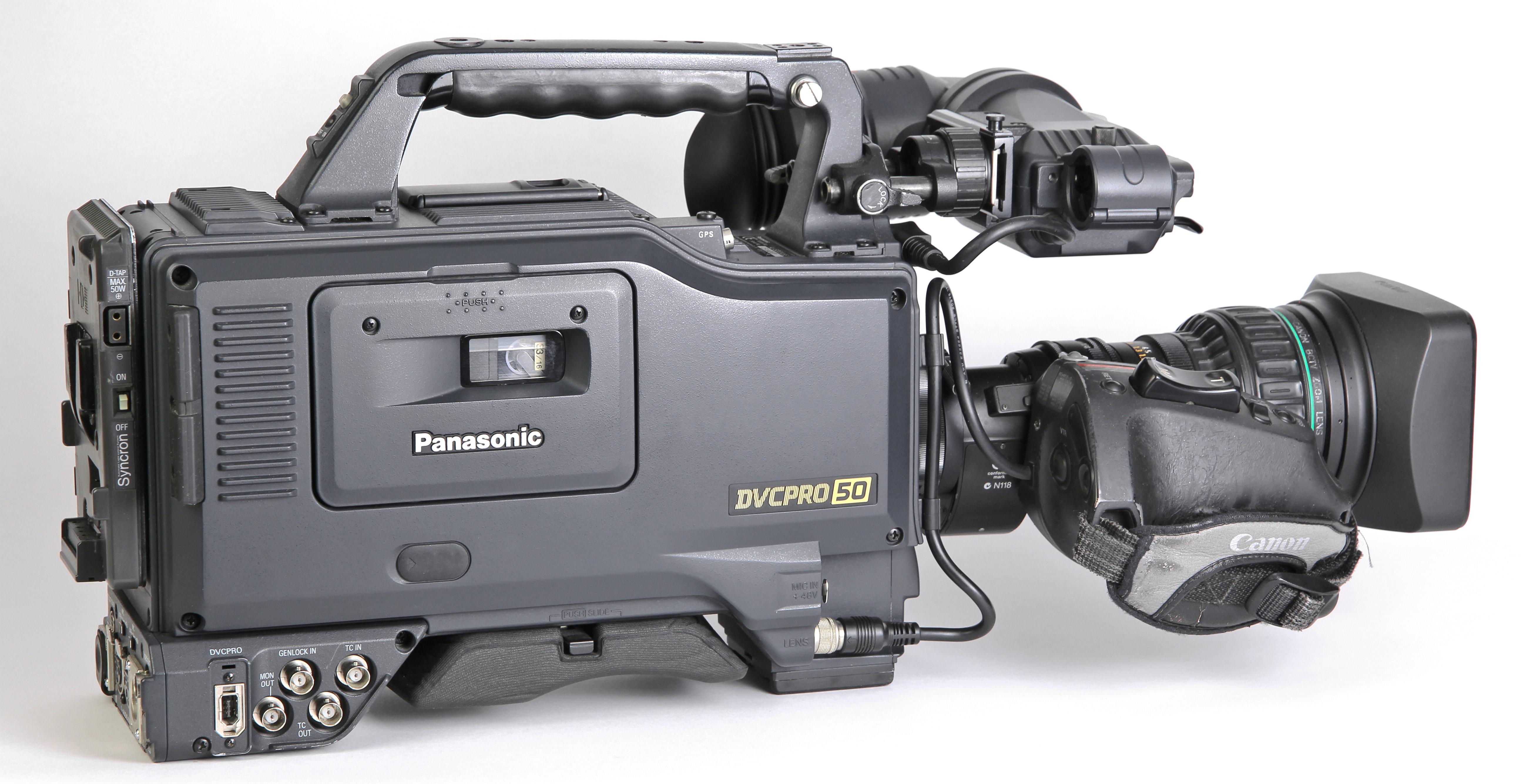 Panasonic AJ-SDC905E - 6
