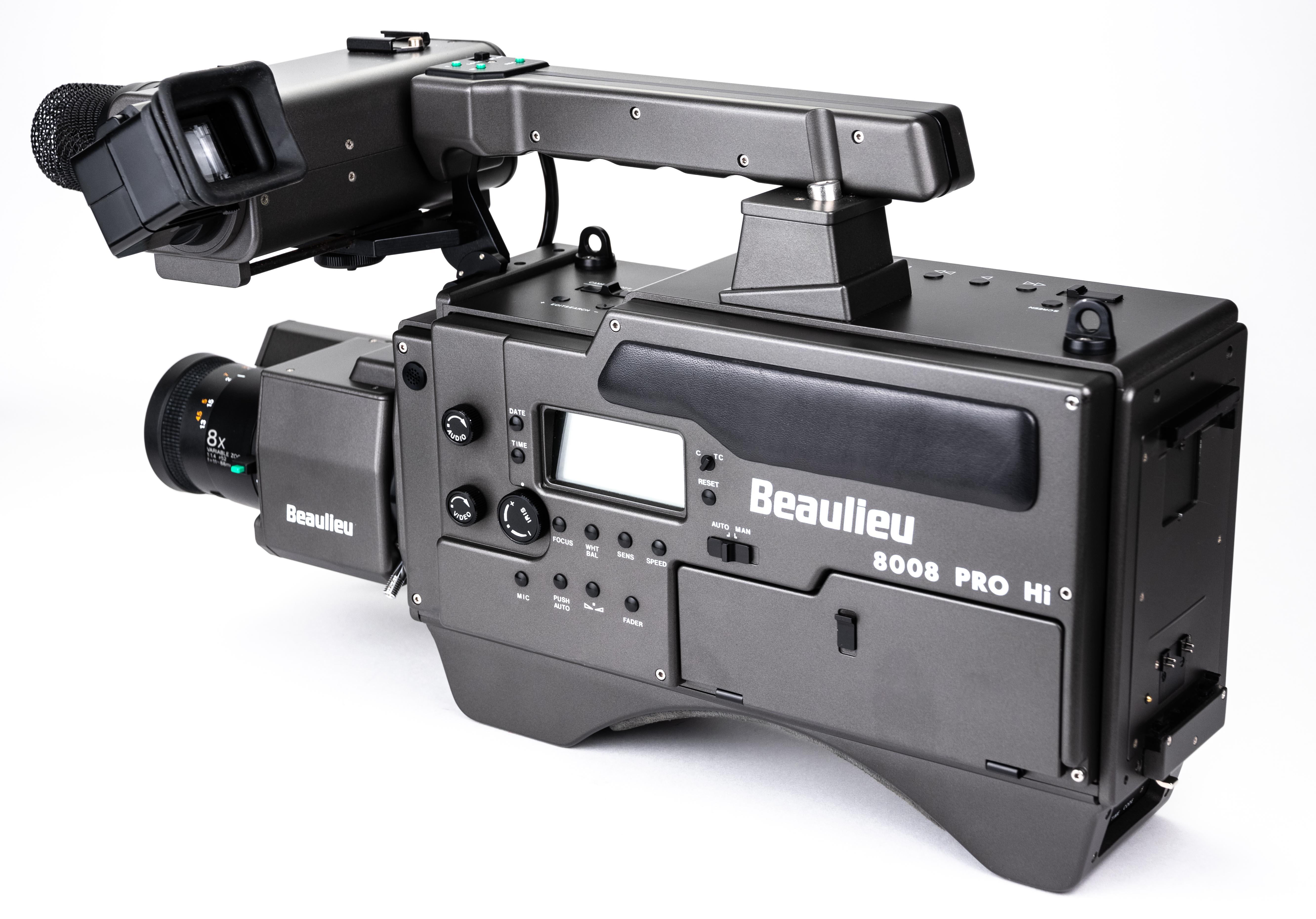 Beaulieu 8008 Pro Hi-5