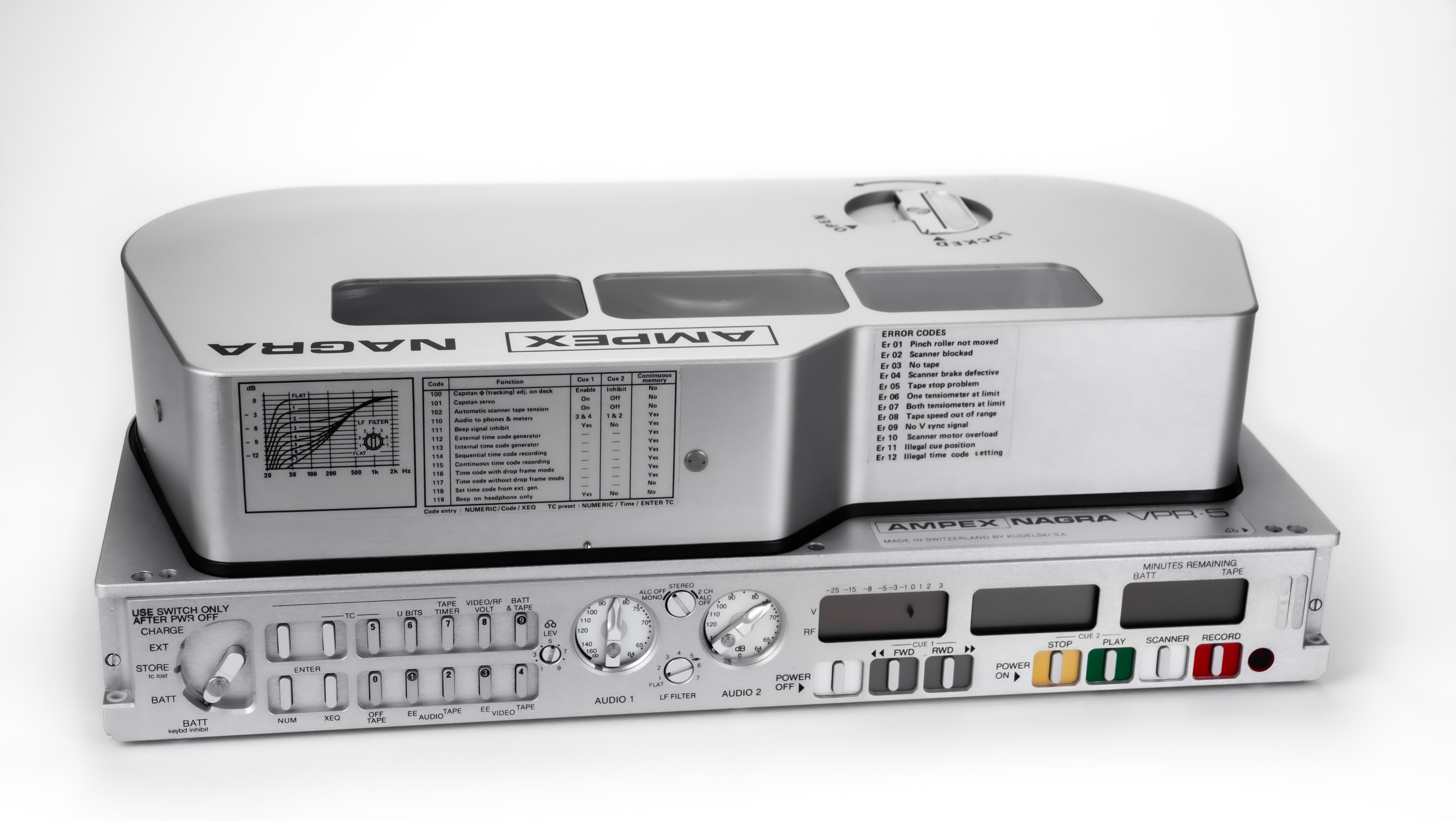 Ampax nagra VPR-5 - 8