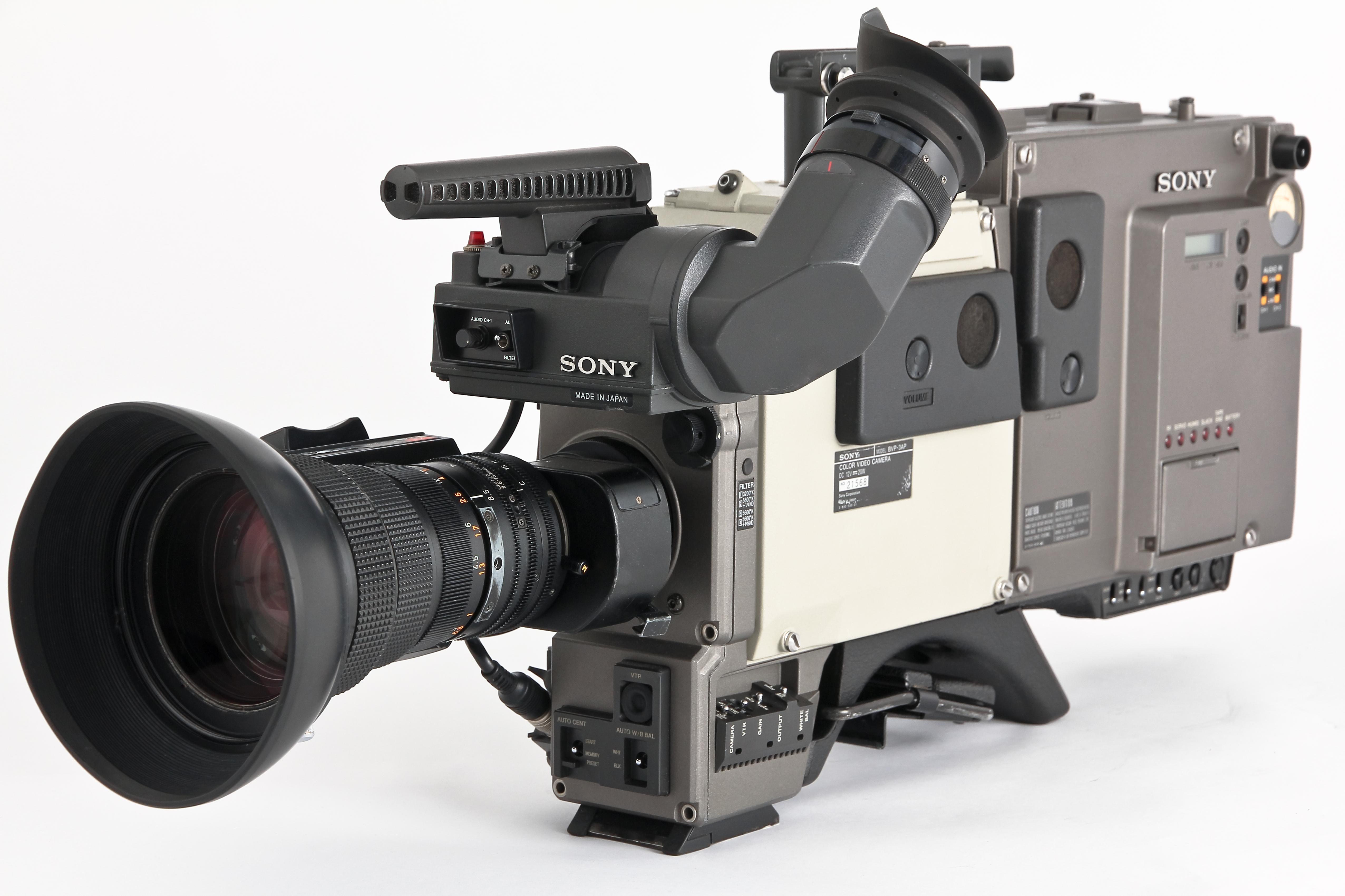 Sony BVP-3AP - BVV-1 - 2