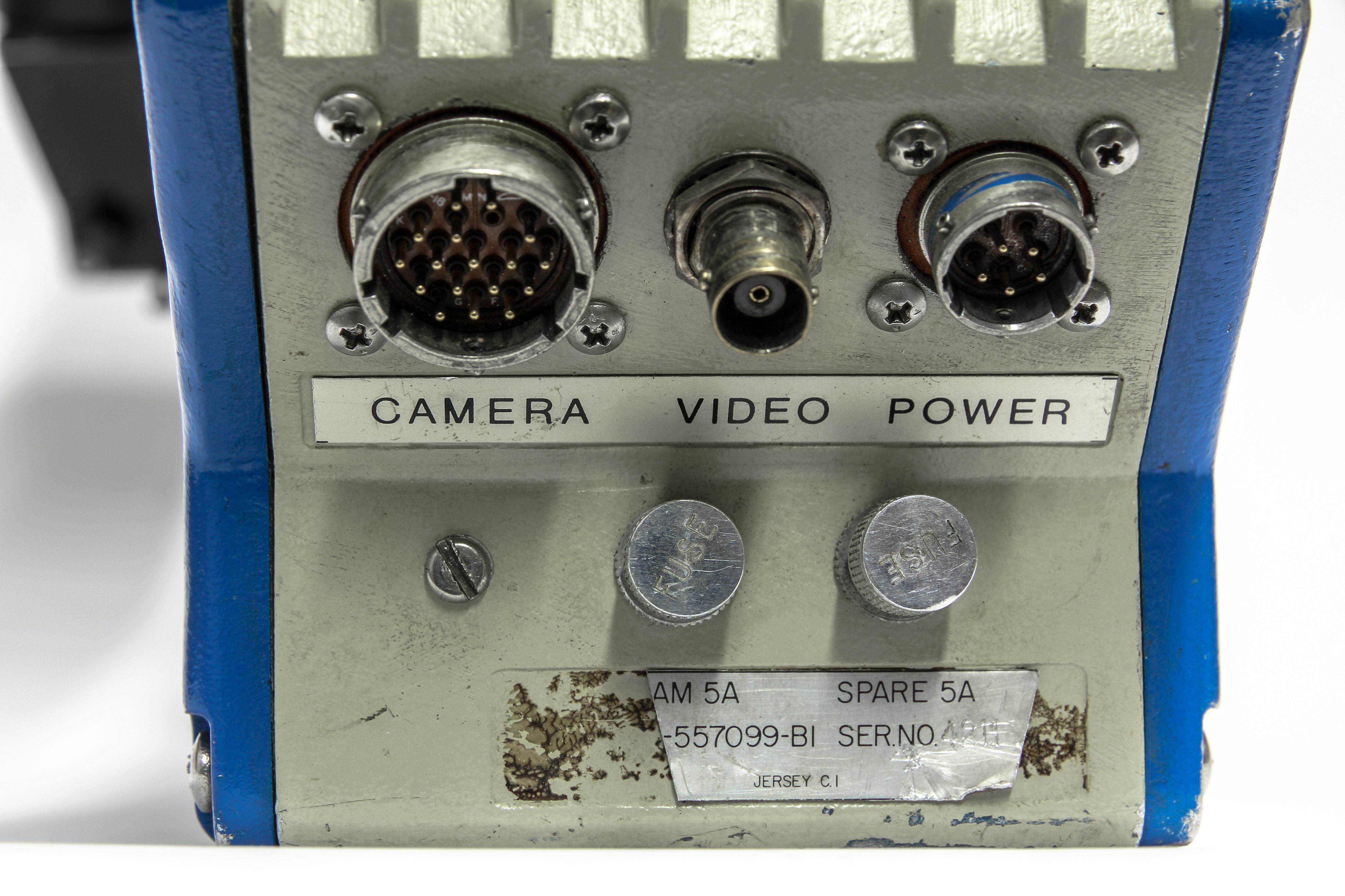 RCA TK-76 - Bilder vor der Renovierung - -11