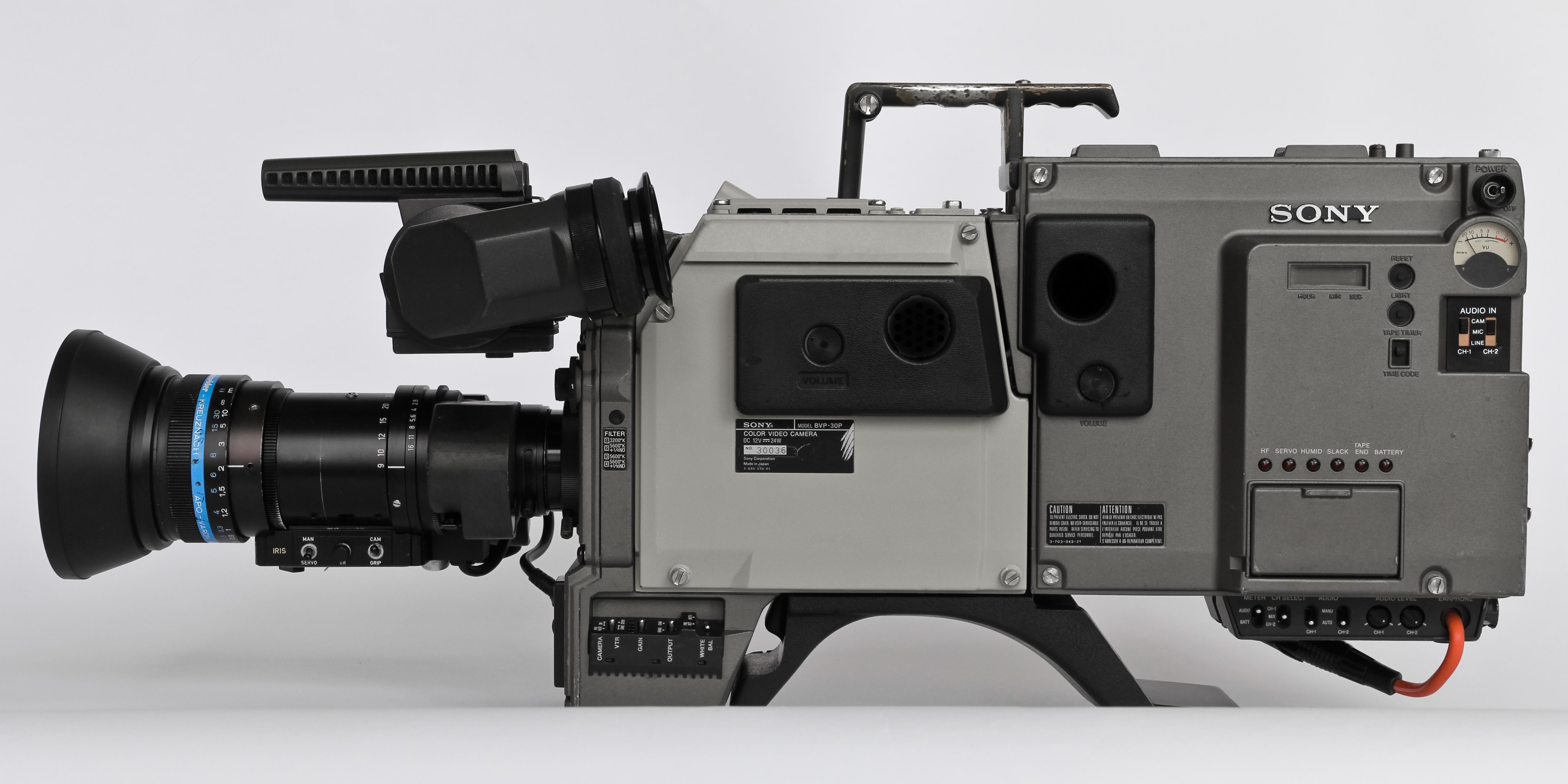 Sony BVV-1P - 1