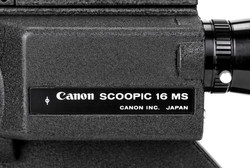 Canon Scoopic 16 MS - 32