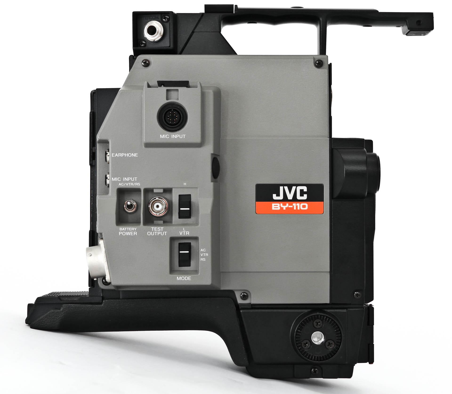 JVC BY-110E (2 von 6)
