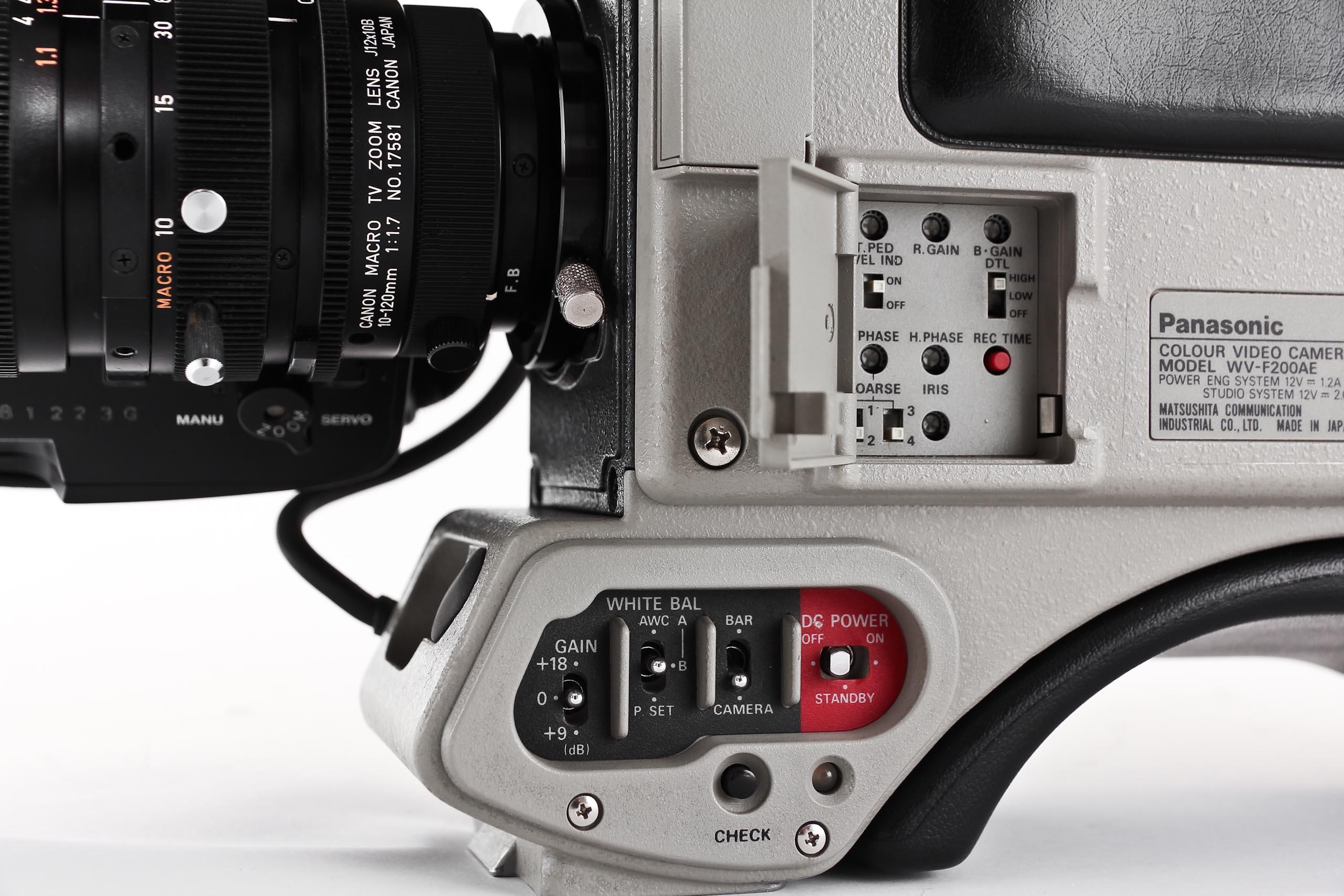 Panasonic WV-F200A - 4