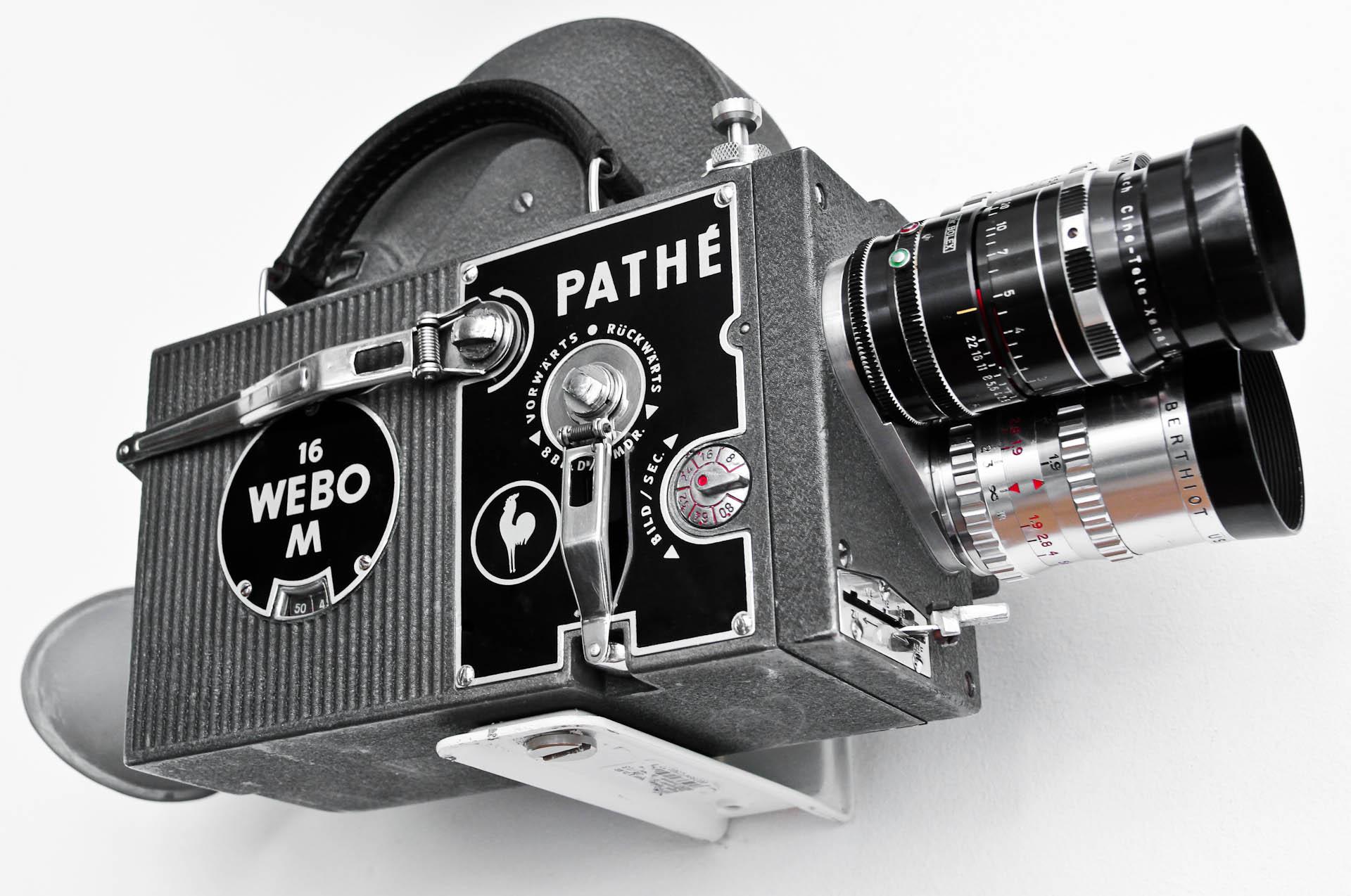 Pathe Webo 16 M -  (8 von 11)
