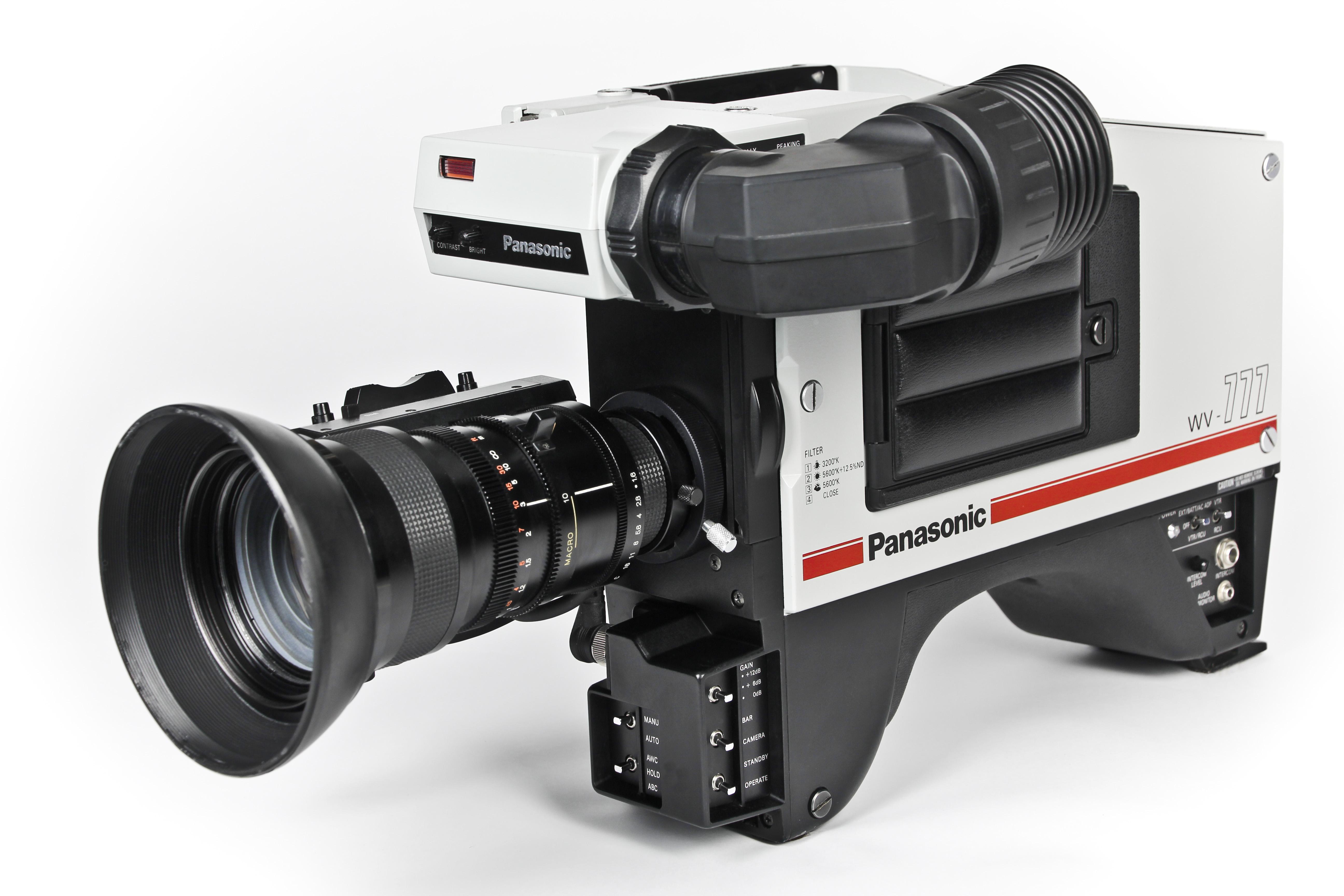 Panasonic WVP-777 -  (1 von 13)