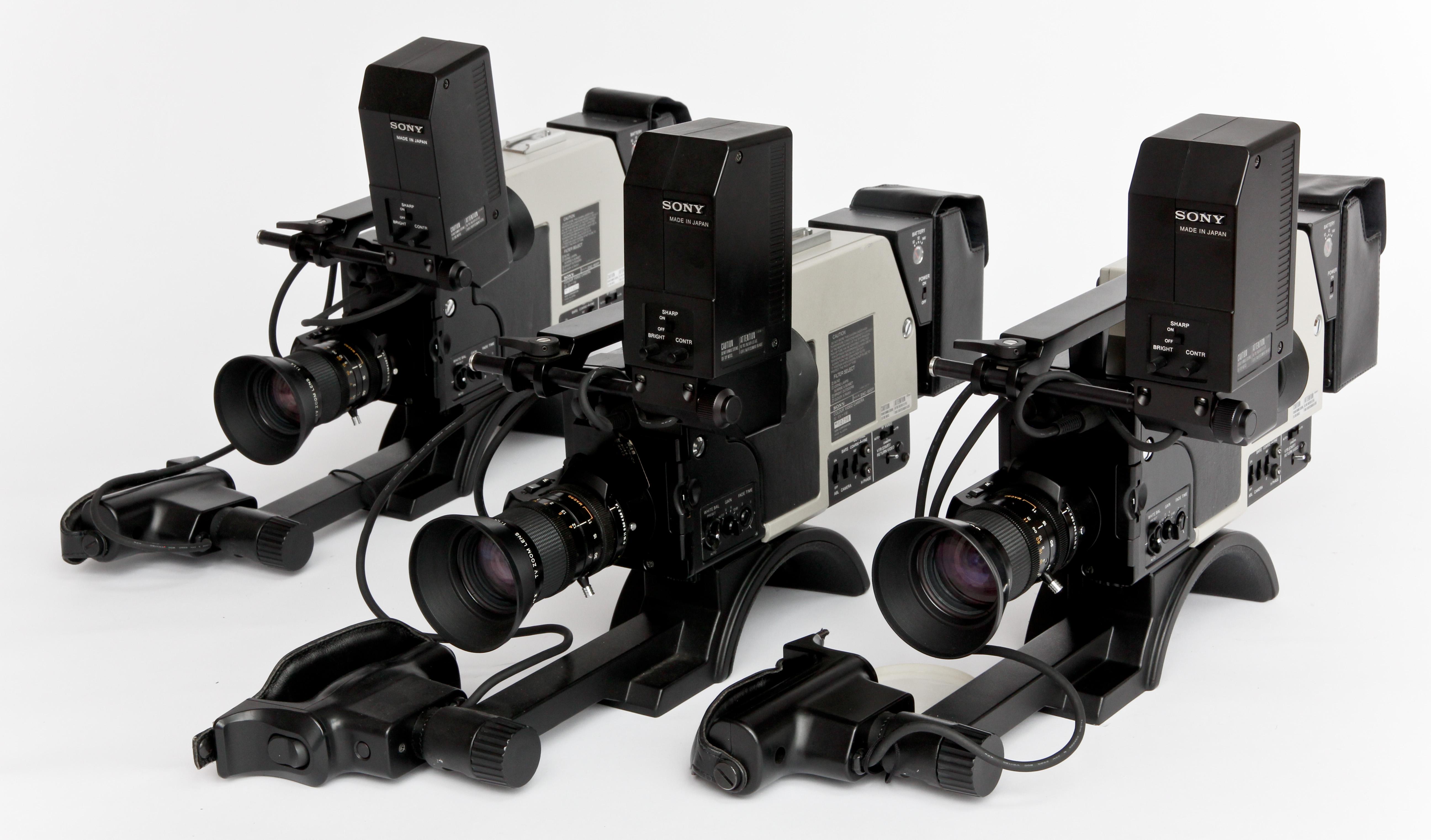 Sony DXC- (2 von 5)