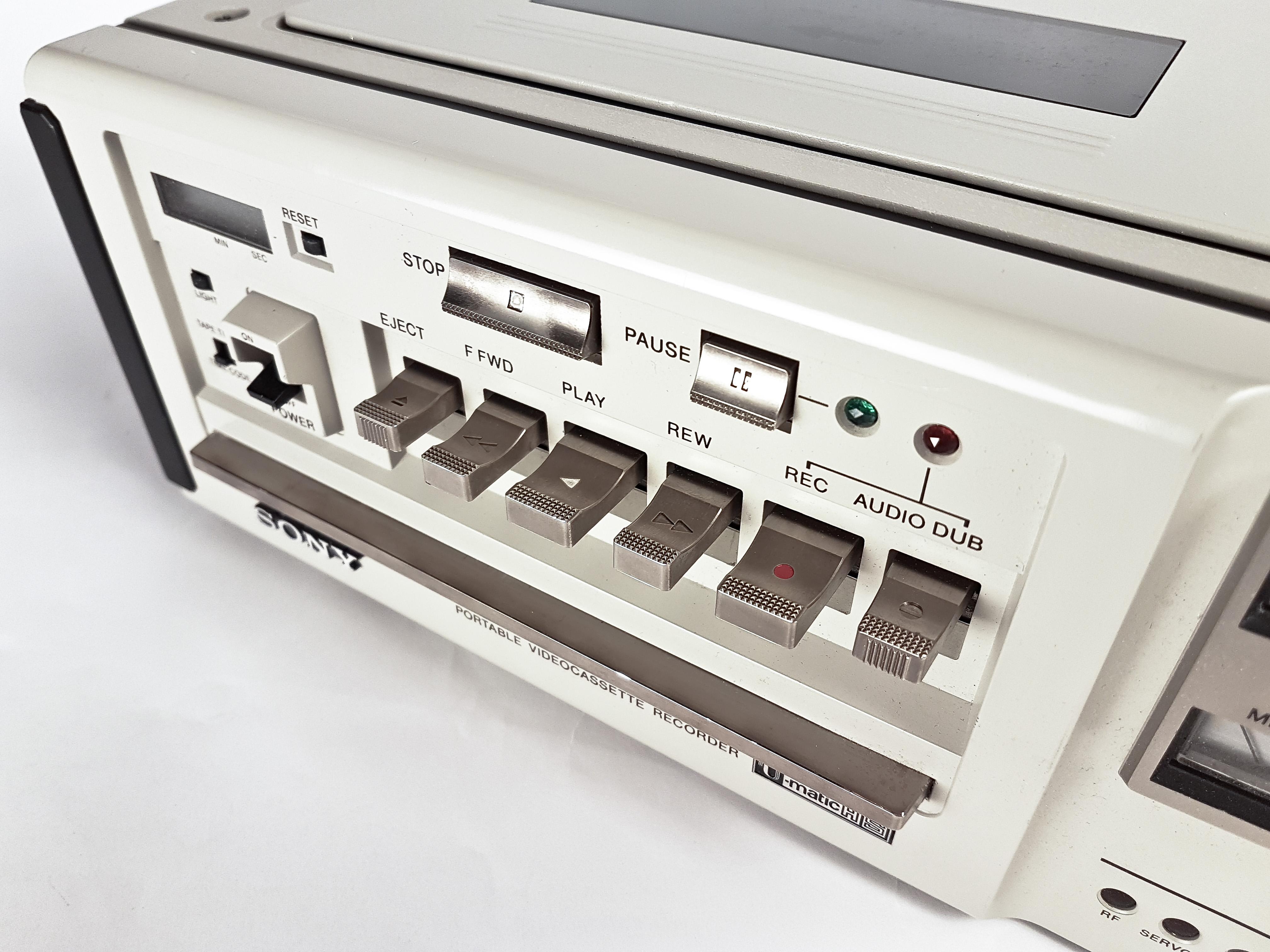 Sony BVU-110P - 3
