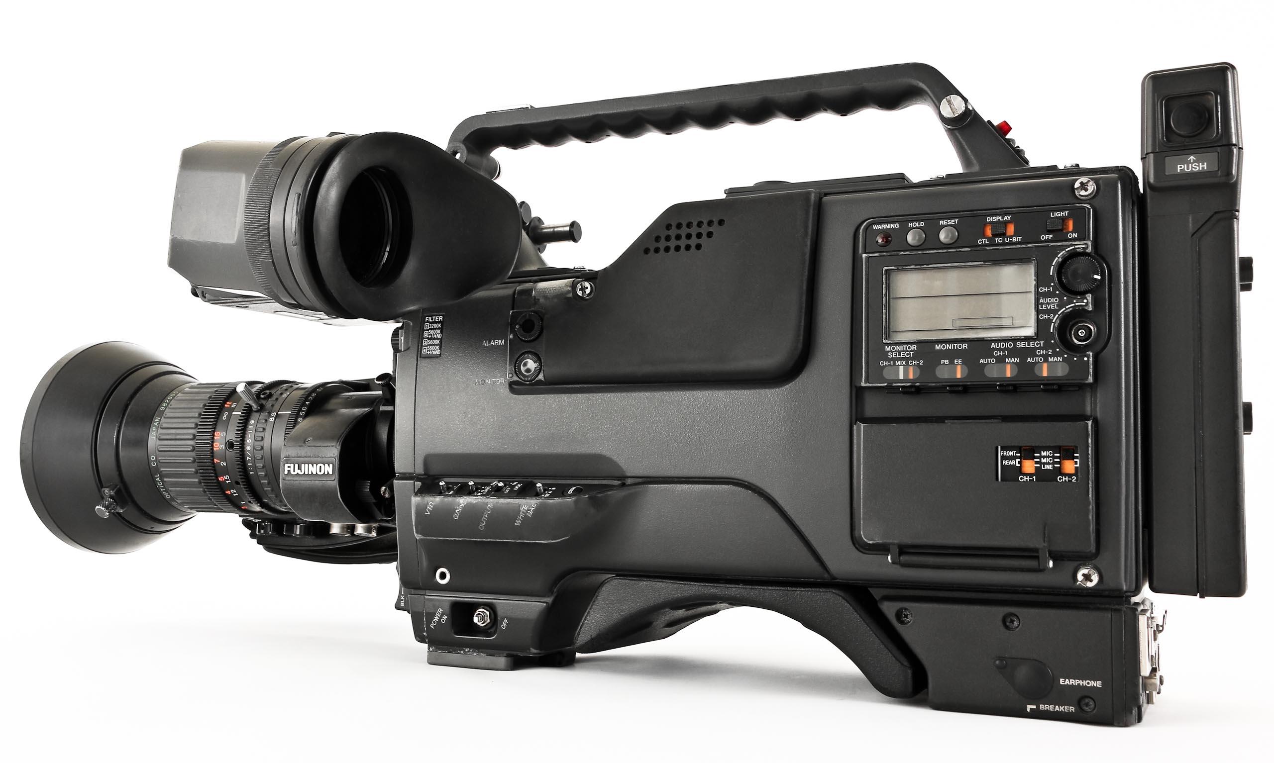 Ampex BVP-400P - 3
