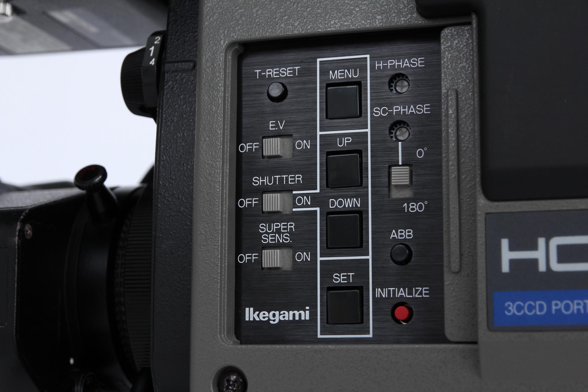 Ikegami HC -390P Sony - BVV-5P -   (3 von 9)